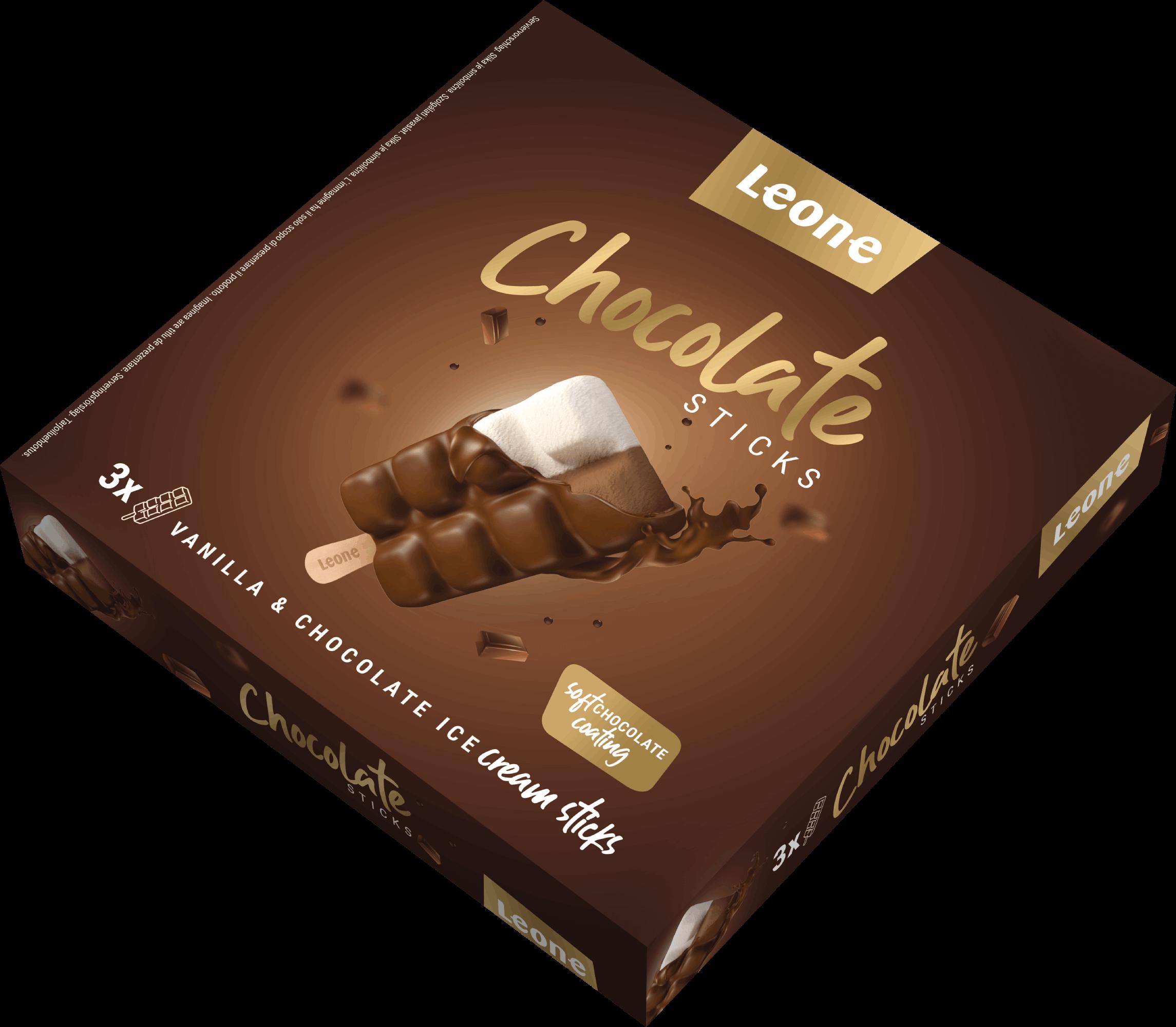 Chocolate PALČKE