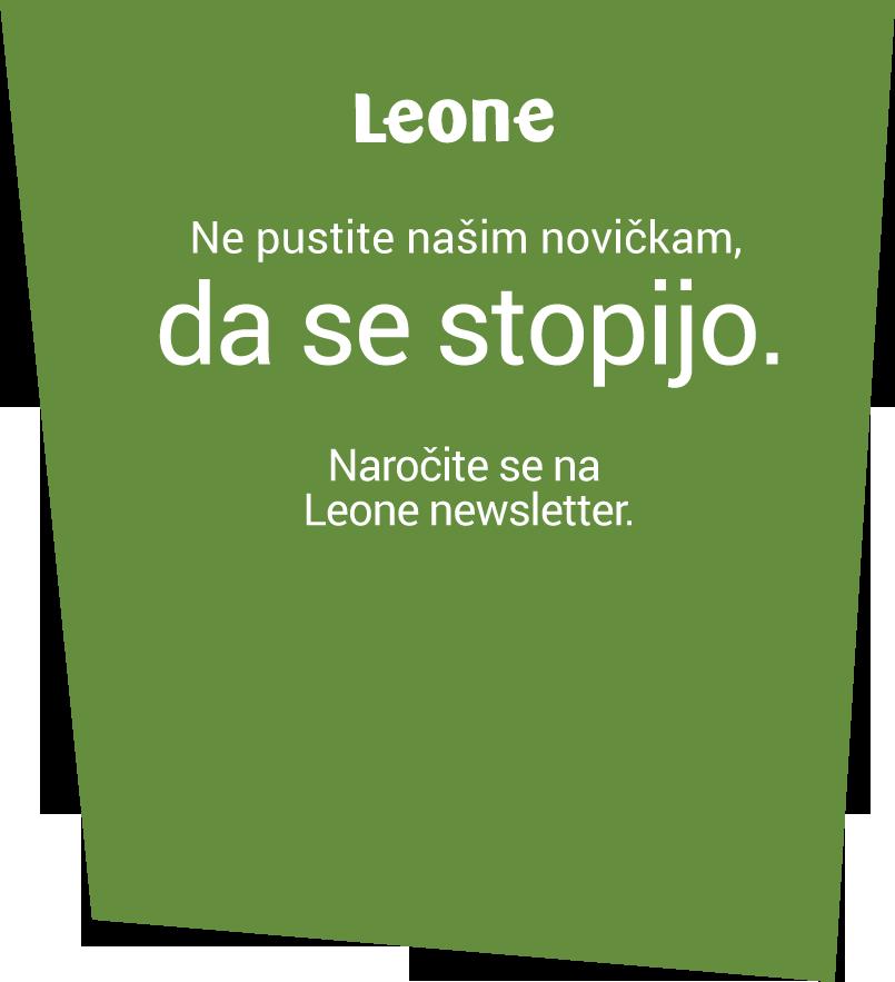 Leone newsletter